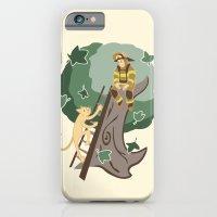 Stuck In A Tree iPhone 6 Slim Case