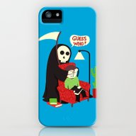 Guess Who iPhone (5, 5s) Slim Case