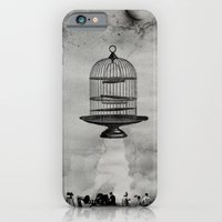spaceship jail iPhone 6 Slim Case