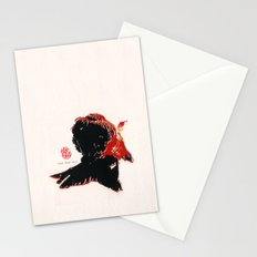 Gold Fish 3 Stationery Cards