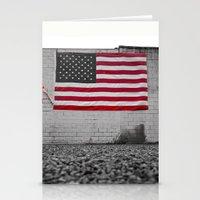 Urban America Stationery Cards