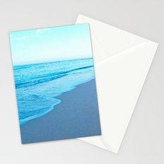 calm day 05 ver.skyblue Stationery Cards