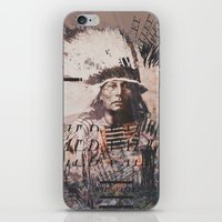 Crazy Horse iPhone & iPod Skin