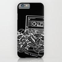 Noir Relax & Unwind iPhone 6 Slim Case