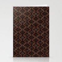 Tribal Pattern 1-1 Stationery Cards
