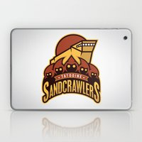 Tatooine SandCrawlers Laptop & iPad Skin