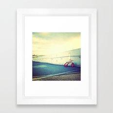 Join me Framed Art Print