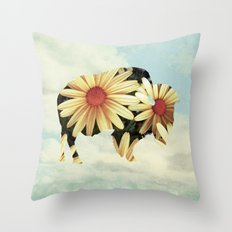 Billy Ray Williams Throw Pillow