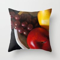 Really.... It's Not What… Throw Pillow