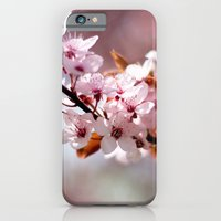 iPhone & iPod Case featuring Cherryblossom by Emma Thuresson
