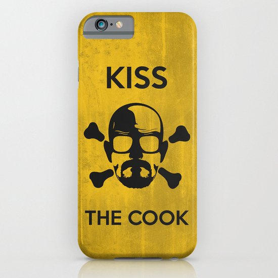 Breaking Bad Poster 03 iPhone & iPod Case