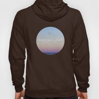 Hanging By A Moment Hoody
