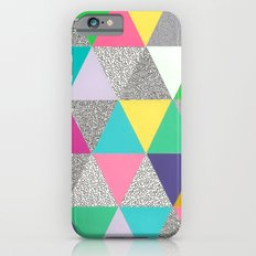 triangle party iPhone 6 Slim Case