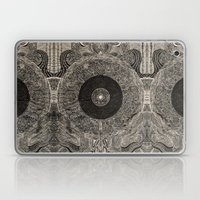 When the Past Was Present Laptop & iPad Skin