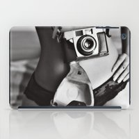 The Photographer. iPad Case