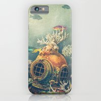 iPhone & iPod Case featuring Seachange by Terry Fan