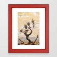 Seed of Eden Framed Art Print