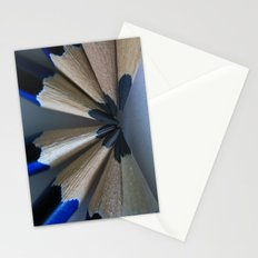 Black N Blue Stationery Cards