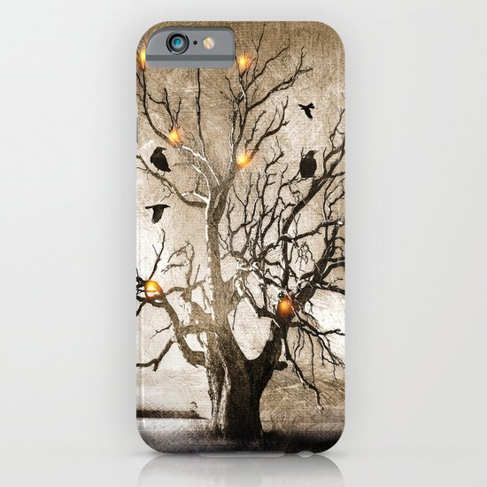 Raven christmas I - HOLIDAZE iPhone & iPod Case