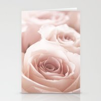 roses Stationery Cards featuring Roses  by Bree Madden