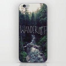 Wanderlust: Rainier Creek iPhone & iPod Skin