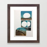 Where's Your Get Up And … Framed Art Print