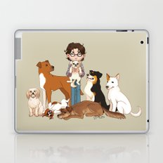 Must Love Dogs Laptop & iPad Skin