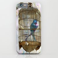 iPhone & iPod Case featuring Birds in Love! by Oliver Dominguez