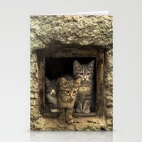 It's Warm Together! Stationery Cards