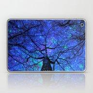 Falling Stars Laptop & iPad Skin