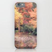 Autumn In Melbourne iPhone 6 Slim Case