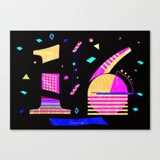 16 Canvas Print