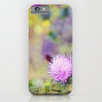 Wild Thistle iPhone 6 Slim Case