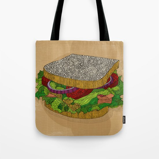 Sanduchito Tote Bag