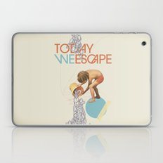 TODAY WE ESCAPE Laptop & iPad Skin