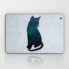 Dark Cat Laptop & iPad Skin