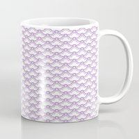 matsukata in african violet Mug