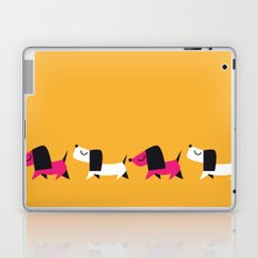 Yelow Dog Laptop & iPad Skin