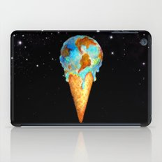 global warming iPad Case