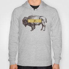 Wild & Free (Bison) Hoody