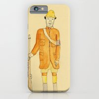 iPhone & iPod Case featuring Drawings About Something: by Nate Twombly