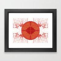 Sunday Bloody Sunday Framed Art Print