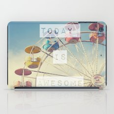 Today is Awesome iPad Case