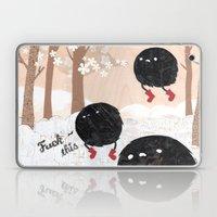 Mr. Furry Pants Laptop & iPad Skin