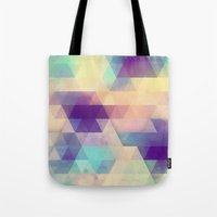 Derivatives V Tote Bag