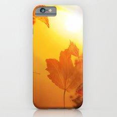 Lief of autumn iPhone 6 Slim Case