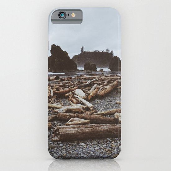 Ruby Beach iPhone & iPod Case