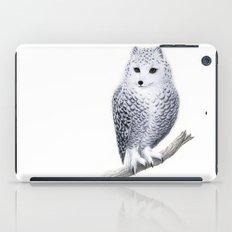 Snowy Fowl iPad Case