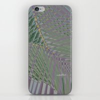 Trippy Pastel Palm iPhone & iPod Skin
