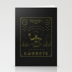 Ouija Board Stationery Cards